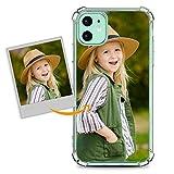 Oihxse Funda Personalizada de Telefono Compatible con Samsung Galaxy S7 Carcasa Silicona TPU Bumper Suave Imagen o Texto Personalizable Estiloso y Unico Anti-Rasguños Case Cover(B1)