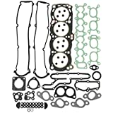 Catera// 3.0L// DOHC// V6// 24V// 181cid// B308I// VIN R Saab// 9000 VIN W DNJ HGS3106 Graphite Head Gasket Set//For 1995-1998// Cadillac