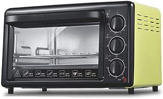 BTSSA Horno Convección de Sobremesa, 6 Modos, Piedra Especial para cocinar Pizza, 1000 W, Temperatura hasta 230ºC y Tiempo hasta 60 Minutos, 20 litros