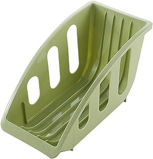 Chytaii Egouttoir Vaisselles Panier à Vaisselles Organisateur de Vaisselles Boîte de Rangement de Vaisselles Séchage Cuisi...