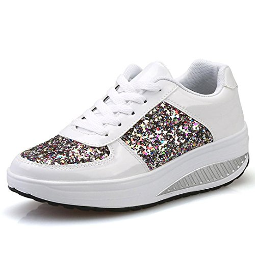 Zapatos Niña Blancos ▷ ???? 50 % ???? 2020