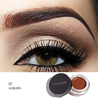 5 Colors Eyebrow Gel Durable Eyebrow Pomade Gel Waterproof Makeup Accessories Eyebrow Pomade Gel FA22-01