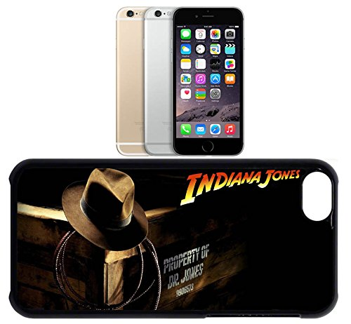 iPhone 6 / 6S Case. Image will not rub off or fade - Indiana Jones