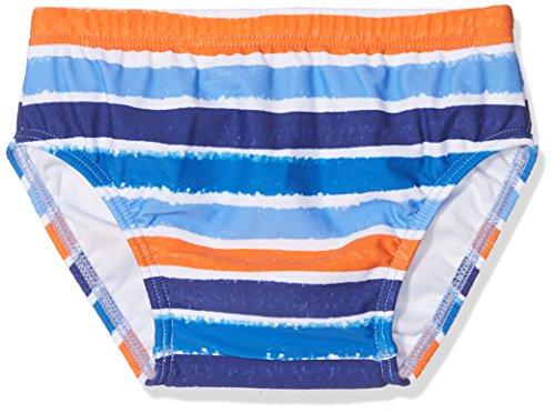 Sanetta Baby-Jungen 420205 Schwimmwindel, Blau (Sailor Blue 5909), 86