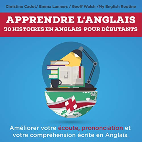 Apprendre l'anglais [Learning English] cover art