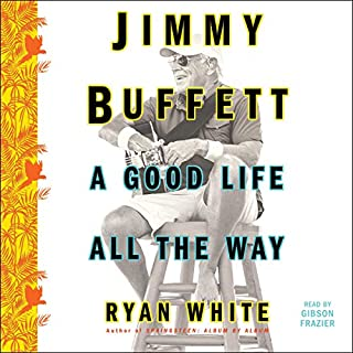 Jimmy Buffett cover art