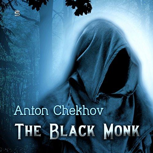 The Black Monk audiobook cover art