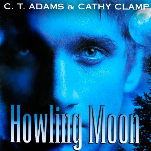 Howling Moon audiobook cover art