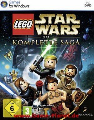 Lego Star Wars - Die komplette Saga PCg