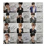 GOTH Perhk KPOP EXO Fotokarten-Poster Lomo Cards Selbstgemachtes Papier HD Fotocard/Kristallkarte...