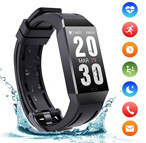 FRSWAY Fitness Trackers Activity Trackers%EF%BC%8CBluetooth