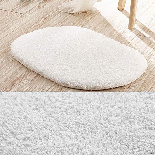 NGHXZ Badmat, 50 x 30 cm, tapijt voor badkamer, keuken, vloermat, antislip, tapijtloper