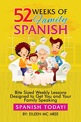 52 Weeks of Family Spanish