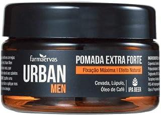 Pomada Extra Forte Urban Men Ipa50G, Tracta