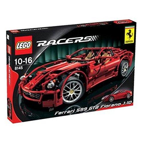 LEGO Racers 8145 - Ferrari 599 GTB Fiorano