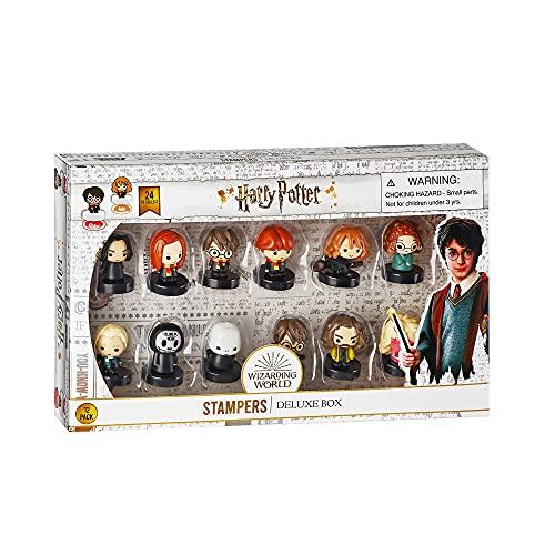 Bizak Harry Potter Sello con Figura Pack de 12 Surtido Aleatorio,  Multicolor (64115067)