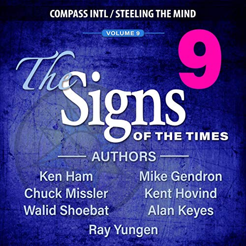 『The Signs of the Time Vol. 9』のカバーアート