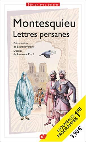 Lettres persanes - PROGRAMME NOUVEAU BAC 2021 1ère- Parcours Le regard éloigné