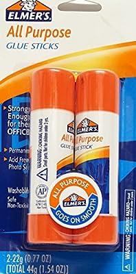 ELMERS Glue Stick 2 in Pack (E5020)