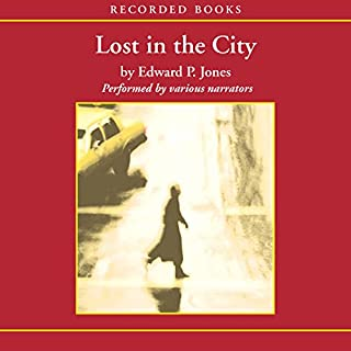 Lost in the City audiobook cover art