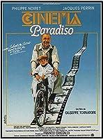 Cinema Paradiso Nuovo Cinema Paradiso GiuseppeTornator Italian Moive Art Poster Print Living Room Home Decor 40*60cm- 1 Unframed