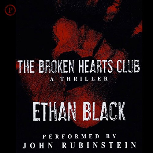 The Broken Hearts Club: A Thriller audiobook cover art