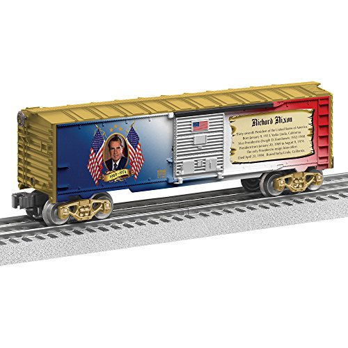 Lionel Richard Nixon Presidential Boxcar Train