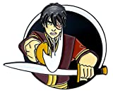 Avatar The Last Airbender - Day of Black Sun Zuko - Collectible Pin