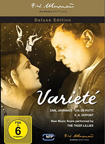 Varieté [Blu-ray] [Deluxe Edition]