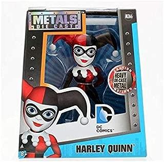 Jada Metals DC Comics Harley Quinn Classic Figure