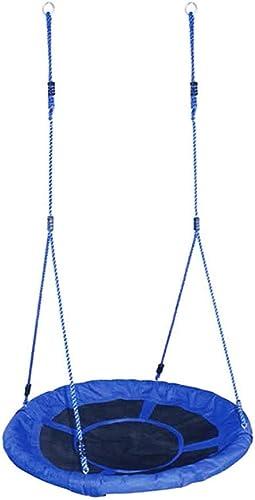 100cm   Disc Giant Nest Web Seil H en Baum Schaukelsitz Set Schwere Einfach zu Einrichten für Kinder Kinder Erwachsene Garten