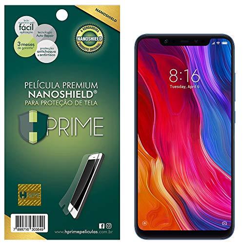 Pelicula NanoShield para Xiaomi Mi 8/Mi 8 Pro, HPrime, Película Protetora de Tela para Celular, Transparente