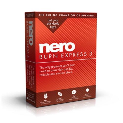 Nero AG / Nero Inc Burn Express v.3.0 English, French AMER-11440000/605