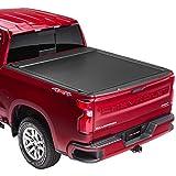Roll-N-Lock E-Series Retractable Truck Bed Tonneau Cover | RC220E | Fits 2014 - 2018, 19 Ltd./Lgcy. GM/Chevy Silverado/Sierra 5' 9' Bed (69.3')