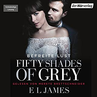 Fifty Shades of Grey 3: Befreite Lust Titelbild