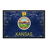 Kansas State Flag...image