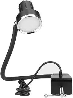 Máquina de coser 5W Luz LED Lámpara de trabajo industrial con atenuación de tres turnos Lámpara de trabajo de 30 perlas LED Lámparas de costura de luz súper brillante(110-250v)