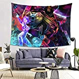 Cheryle Sigafoos Master Chief Halo Wall Hanging Tapestry Decorations Bedroom Living Room Dorm 80x60 Inches