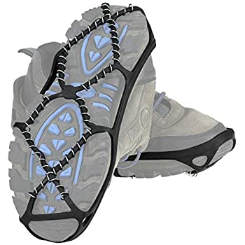 Bottes antidérapantes pour chaussures Crampons à neige pour pinces à ne~PL