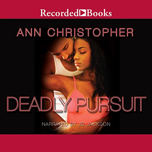 Deadly Pursuit audiobook cover art