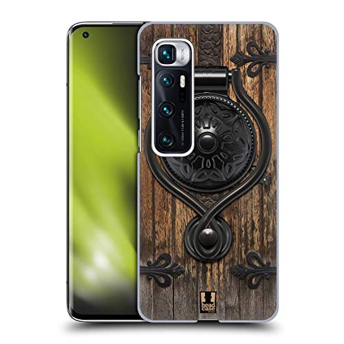 Head Case Designs Celtic Door Knockers Hard Back Case Compatible with Xiaomi Mi 10 Ultra
