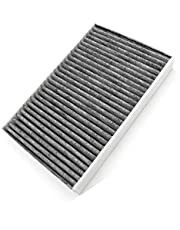 Macrofiber Cabin Air Filter for Tesla S (2012-2015),Replacement for WP10176, 103512500A,