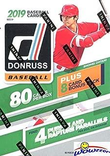 Best donruss baseball cards Reviews