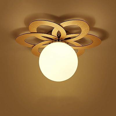 Iluminación de techo de interior Lámpara de techo LED Lámpara de la sala de estar Lámpara