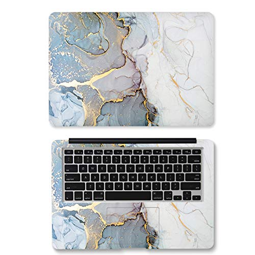 Sea Wave/Marble Laptop Skin Laptop Sticker Decal 12 13 14 15.6 17 Inch for Lenovo/dell/HP/ASUS/xiaomi AIR 13.3/Macbook-AX-004-12