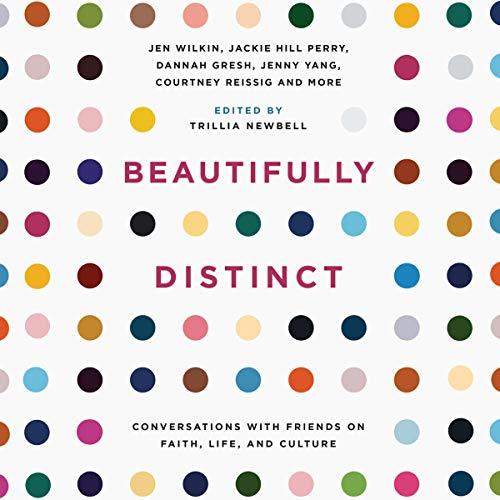 Page de couverture de Beautifully Distinct