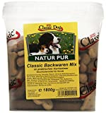 Classic Dog Backwaren-Mix im Eimer, 1er Pack (1 x 1.8 kg)
