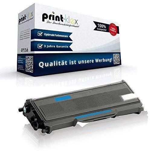 Kompatible Tonerkartusche für Brother DCP-7030 DCP-7040 DCP-7045N HL-2140 HL-2150N HL-2170N HL-2170W MFC-7320 TN2120 TN-2120 XXL 5.200 Seiten Black