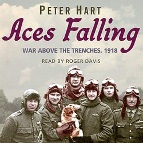 Aces Falling Audiobook By Peter Hart cover art