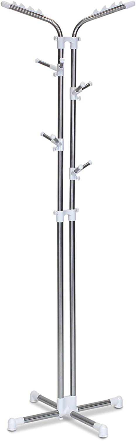 Furinno FNBQ-22120 Yijin Multi-Functional Hat and Coat Rack Stand